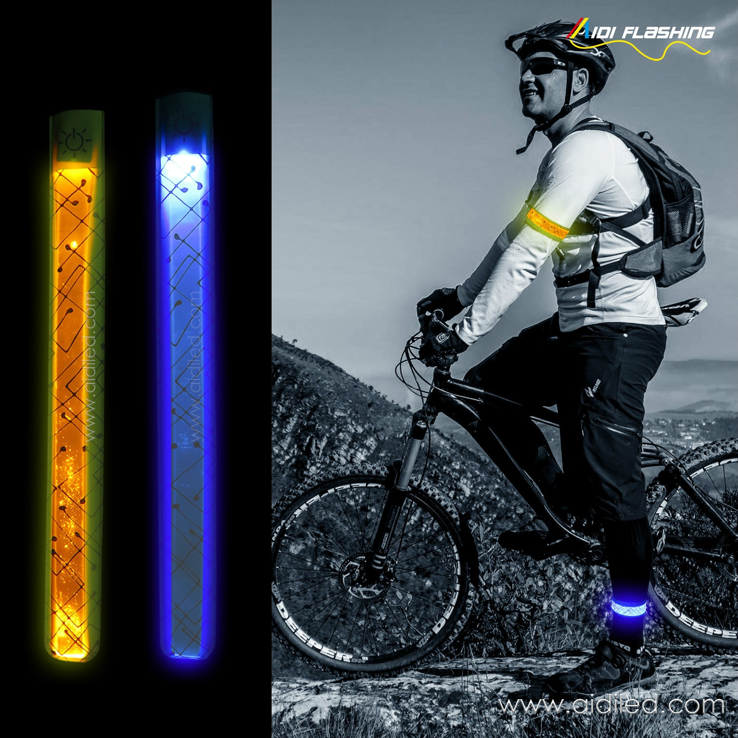 news-AIDI-Show Your Team Pride With the Safernite LED Slap Brace-img