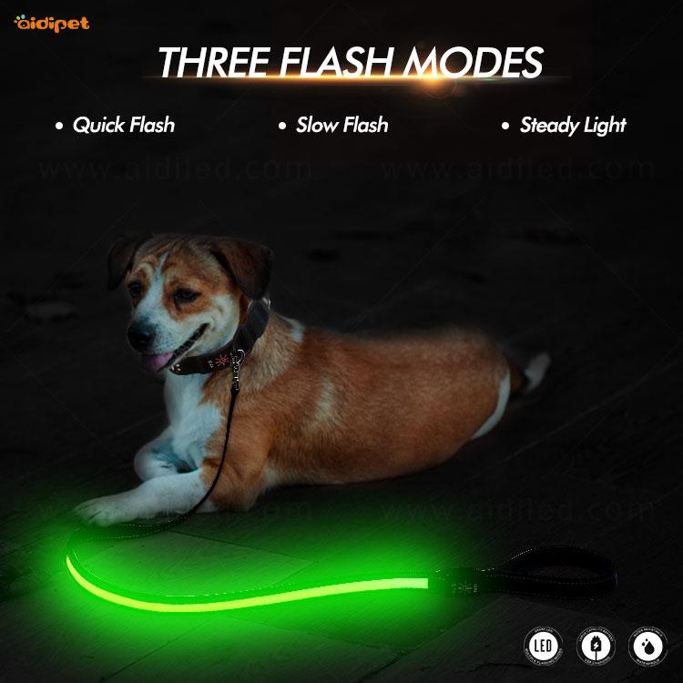 news-The Benefits Of The LED Shining Dog Leash-AIDI-img