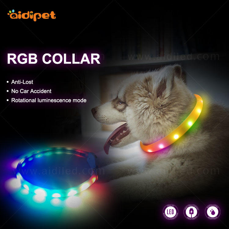 How To Cut C6 RGB Led Dog Collar