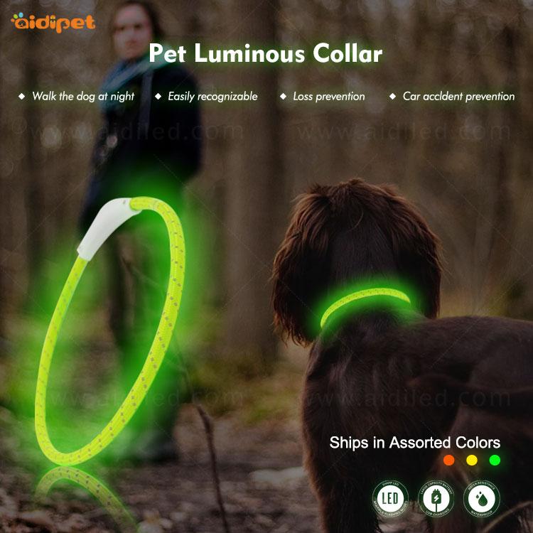 news-Glow On Pet Dog Collars-AIDI-img-1