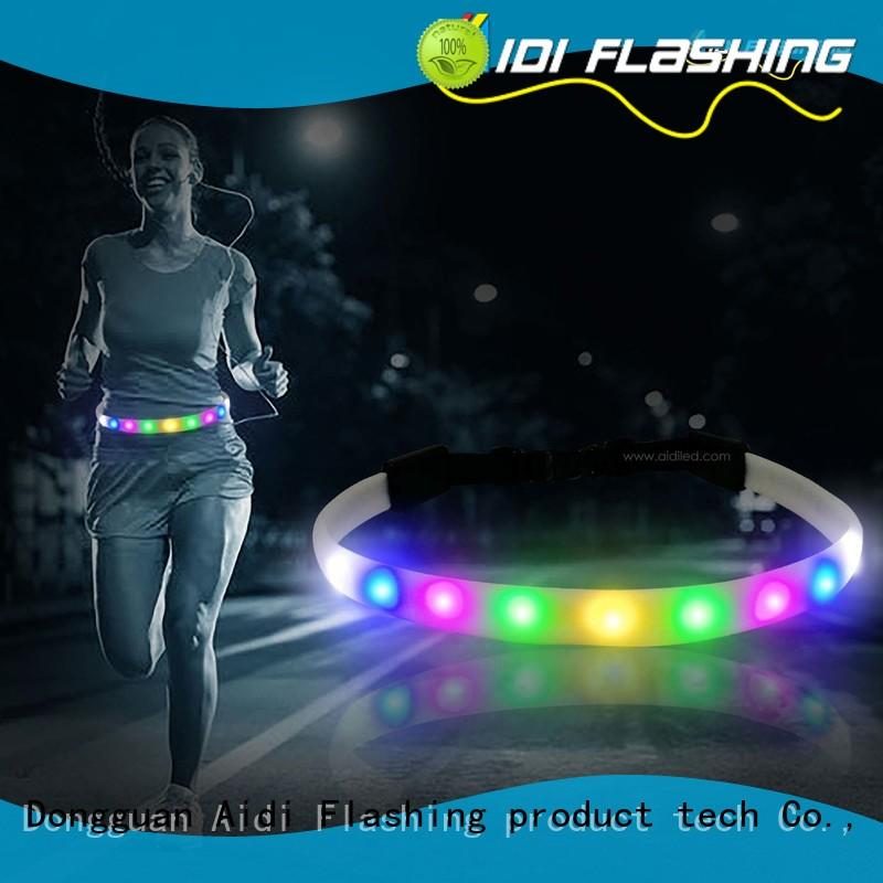 reflective waist belt for woman AIDI