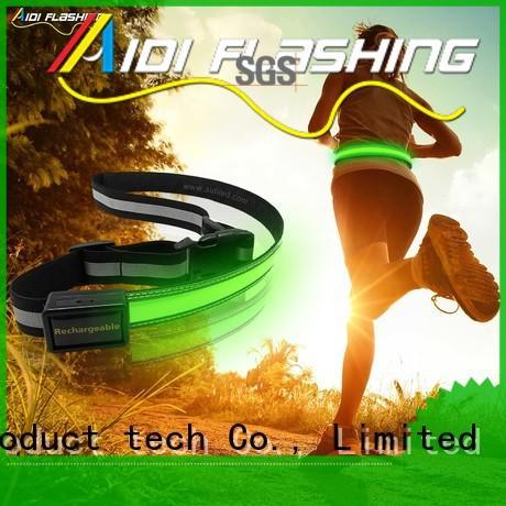 AIDI running waist belt from China for outdoors