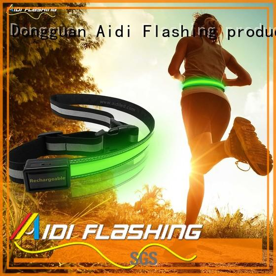 AIDI air permeable jogging waist belt directly sale for adults