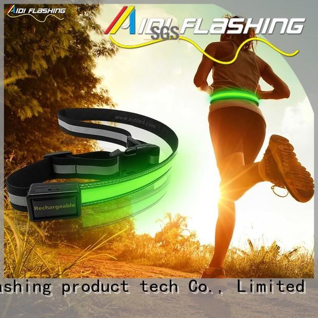 running light belt for children AIDI