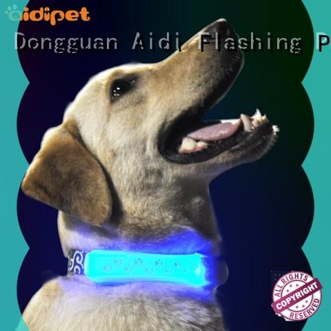 professional pet collar accessories personalized for park