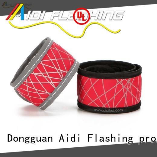 AIDI air permeable slap bracelets design for woman
