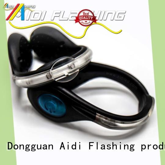 AIDI professional light up shoe clips design for adults