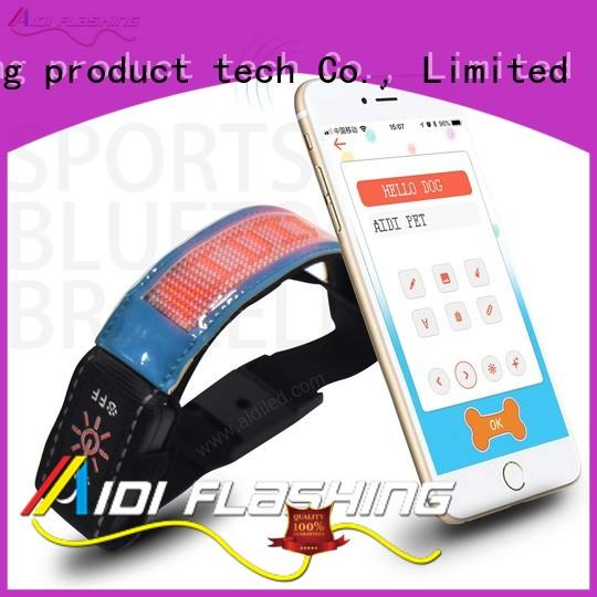 bluetooth running arm lights manufacturer for sports