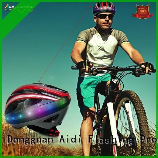 AIDI professional led bike helmet with good price for woman