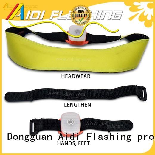 AIDI wrist sweatbands supplier for woman