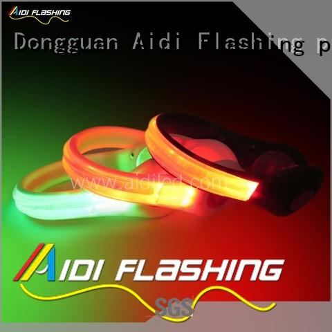 AIDI light up shoe clips factory for kids
