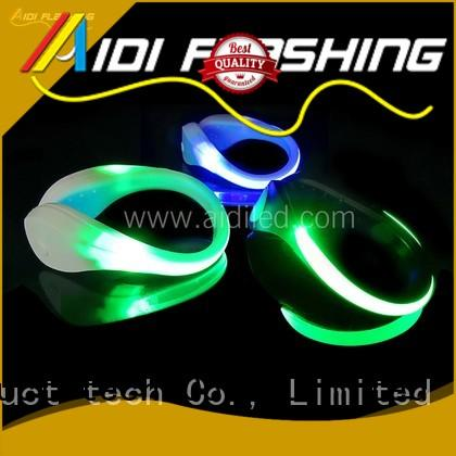 adjustable led safety shoe clip inquire now for sports AIDI