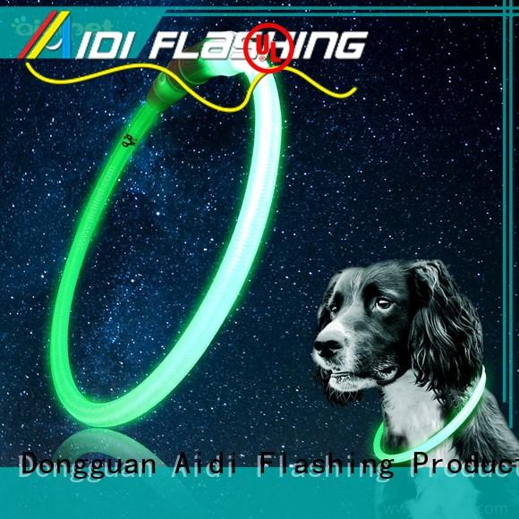 printing led light up dog collar inquire now for walking
