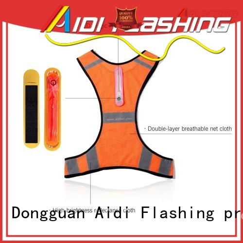 AIDI professional led running vest for woman