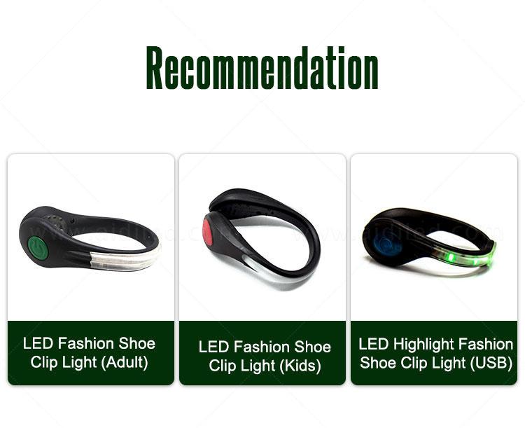white led shoe clip lights design for children-1
