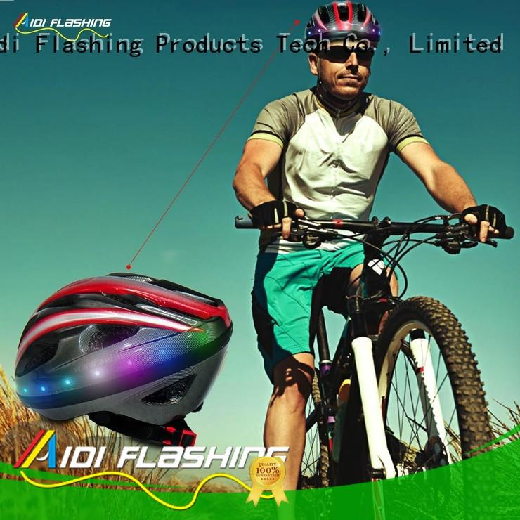 good visibility light up helmet with good price for outdoor