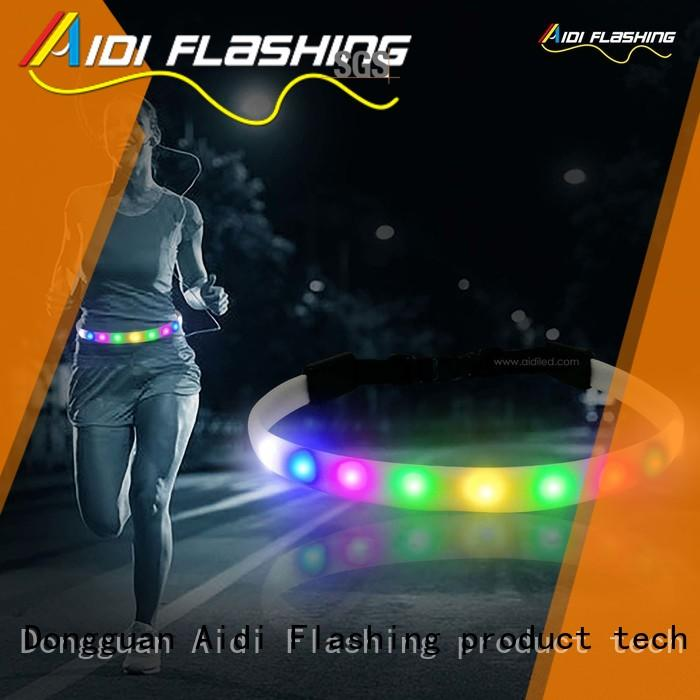 AIDI reflective waist belt from China for adults