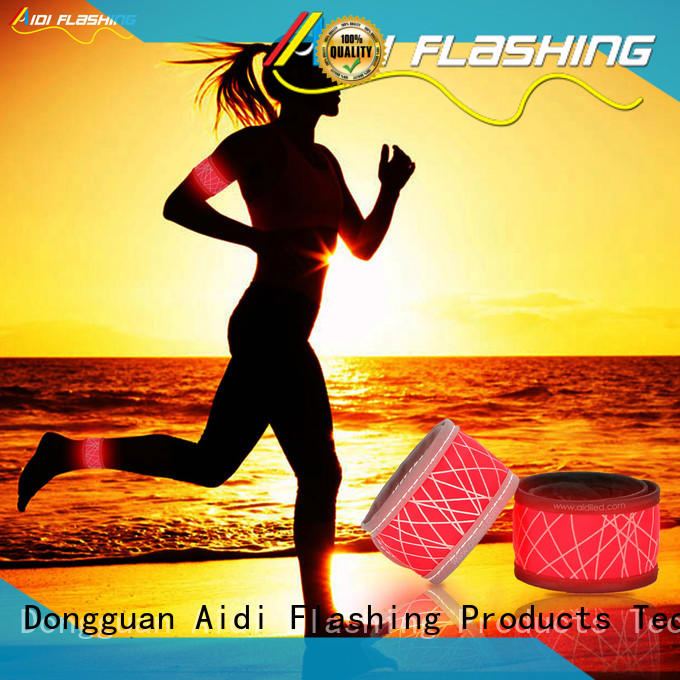 AIDI led slap wrap design for adults