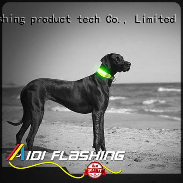 AIDI dog collar accessory wholesale for park