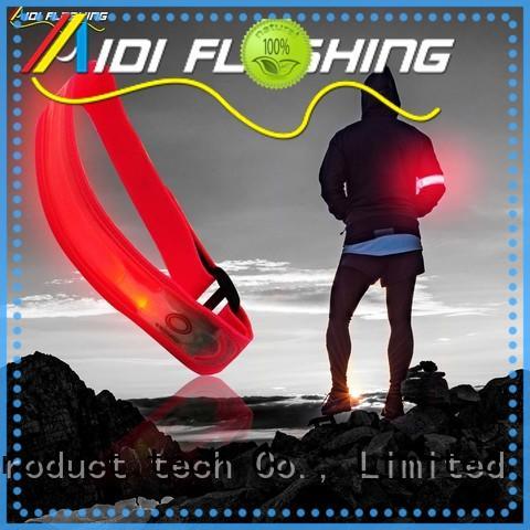 AIDI led arm light customized for sports