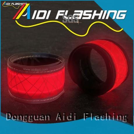 AIDI air permeable led slap wrap factory for woman