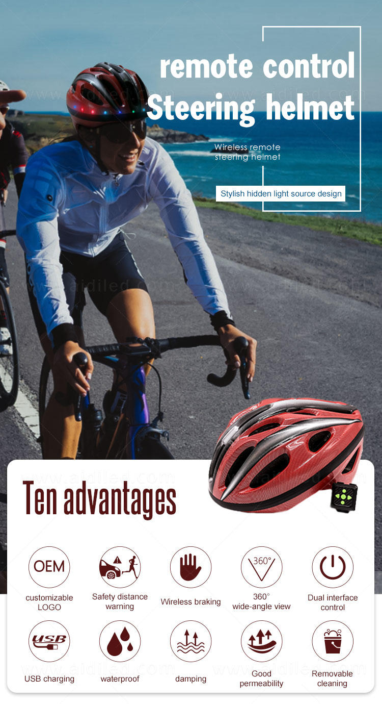 AIDI led bike helmet with good price for outdoor-2