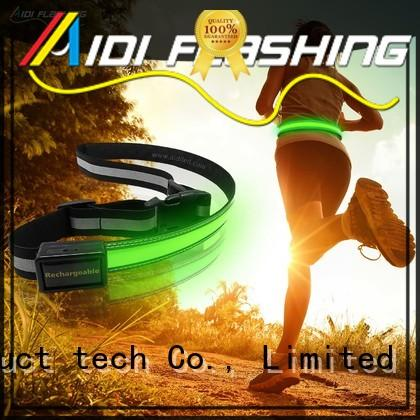 AIDI running waist belt directly sale for adults