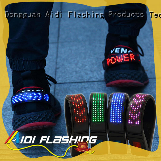 adjustable clip on shoe lights inquire now for sports