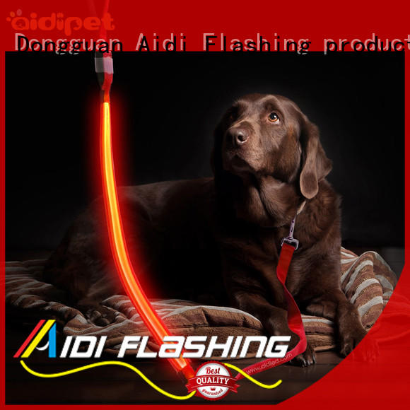 Fishnet reflective dog Leash leash AIDI-L1