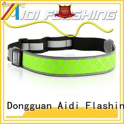 AIDI reflective waist belt series for children