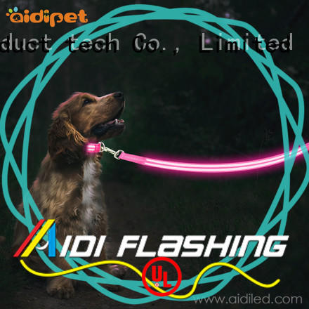 AIDI lighted dog leash inquire now for pet
