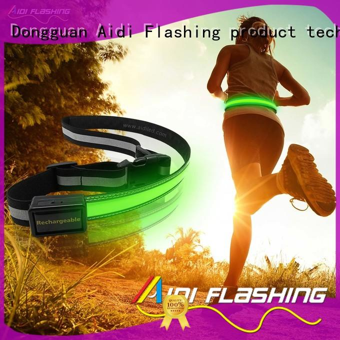reflective waist belt from China for adults AIDI