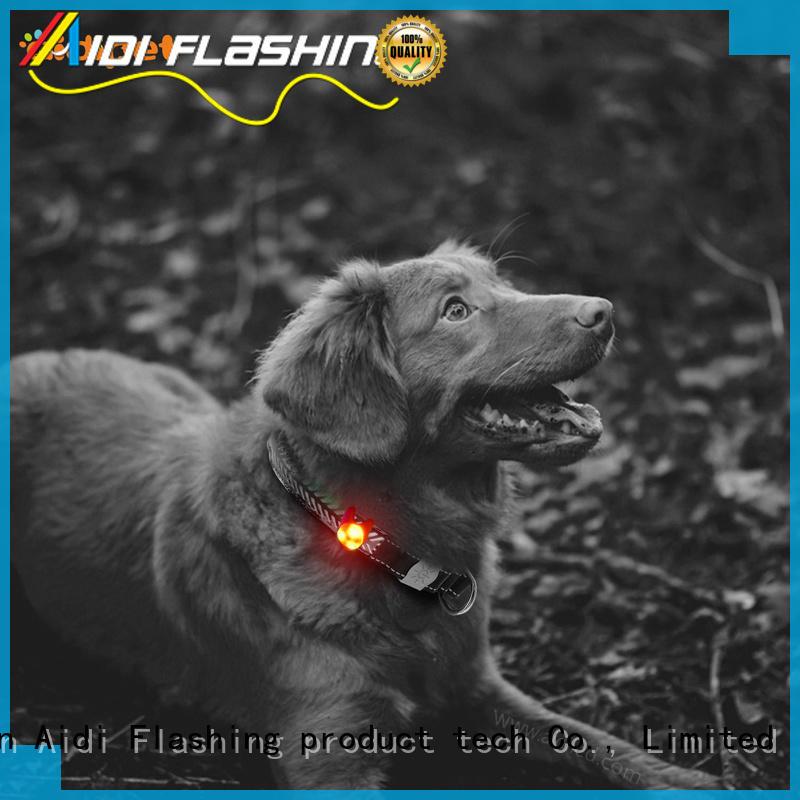 AIDI professional dog collar accessory supplier for pet