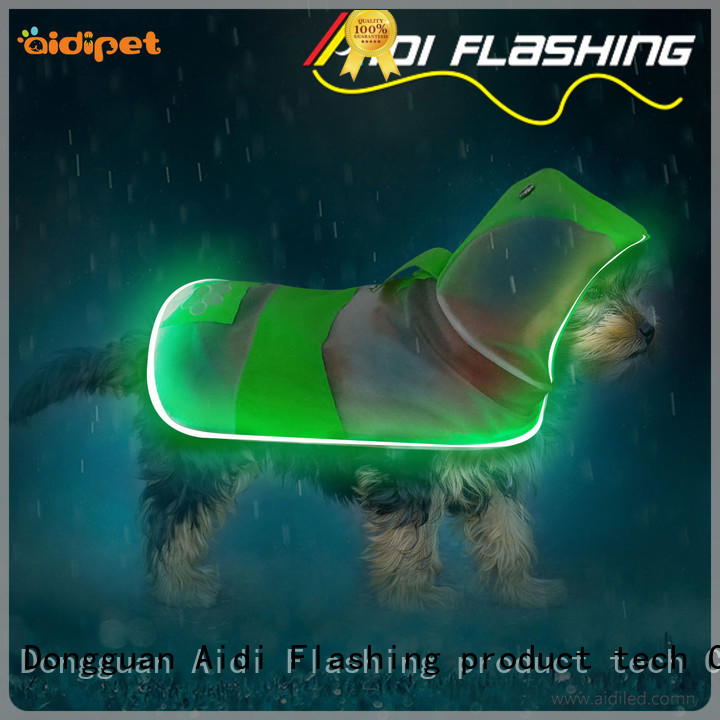AIDI reflective reflective dog harness series for outdoors