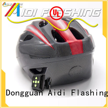 safety light up helmet design for sports