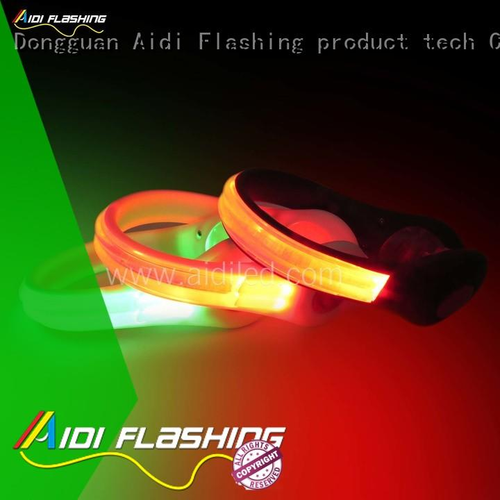 durable light up shoe clips inquire now for sports