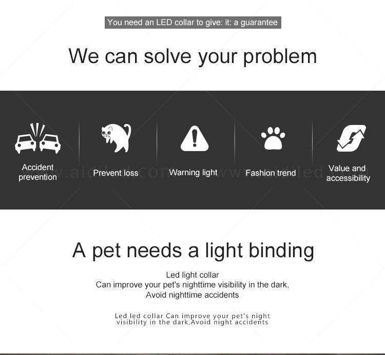 AIDI pet collar accessories supplier for-1