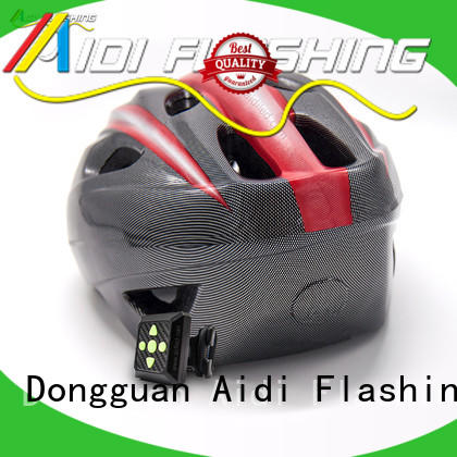 AIDI light up bike helmet