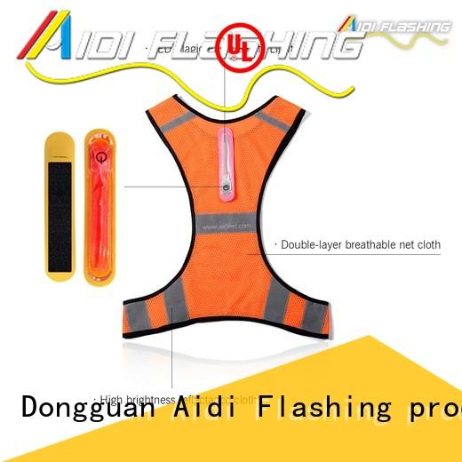 professional led vest series for man