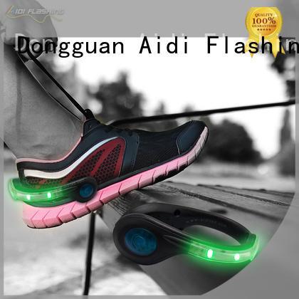 AIDI light up shoe clips design for children