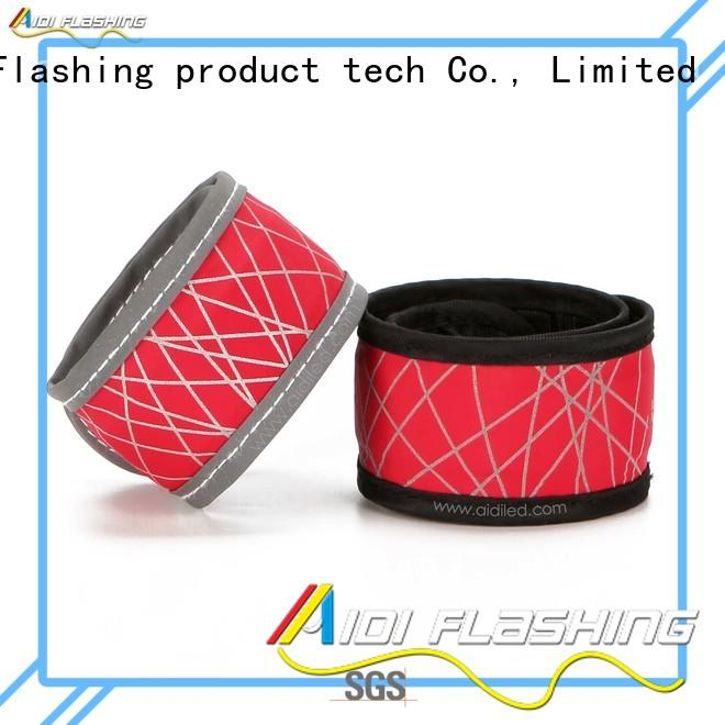 magnet led slap wrap red for outdoors AIDI