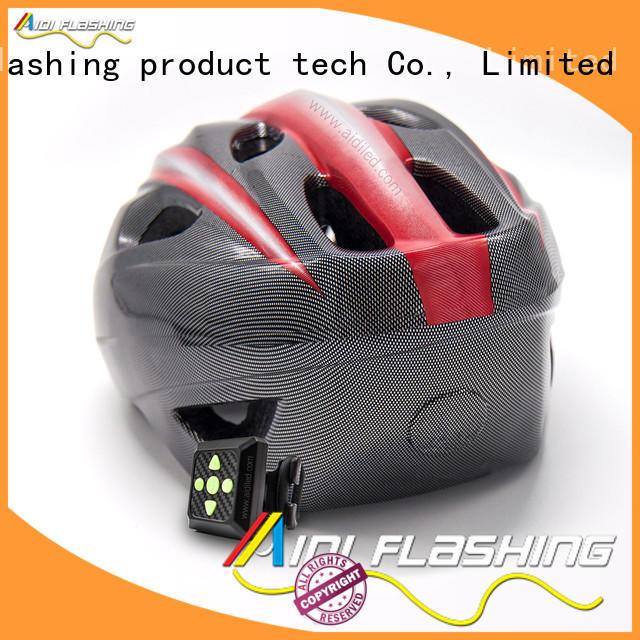 good visibility lightmode helmet design for outdoor