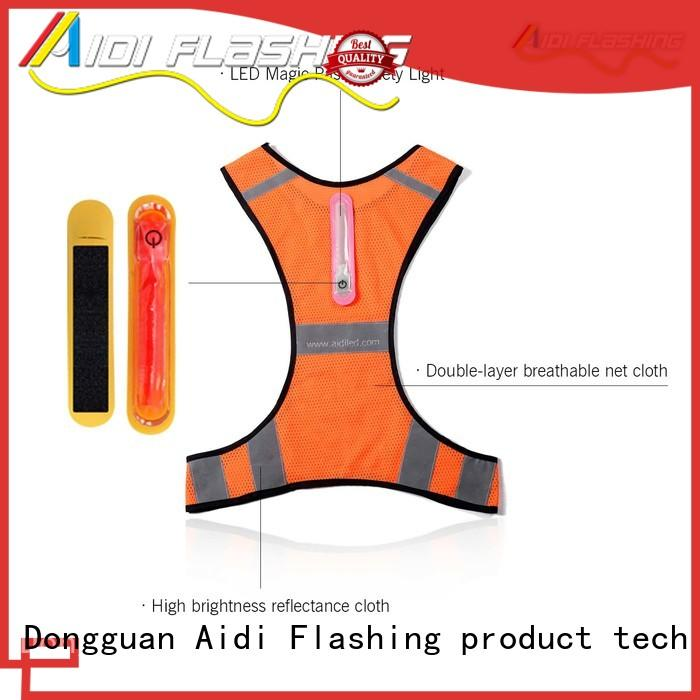 light up vest for man AIDI