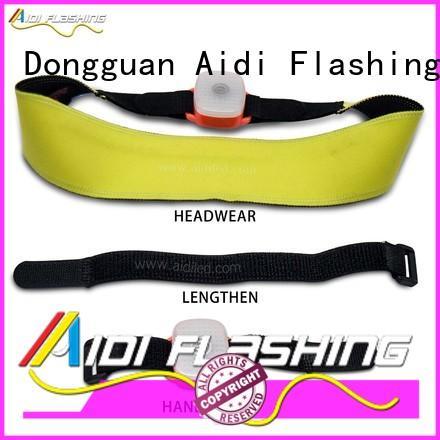 AIDI comfortable led sweatband wholesale for woman