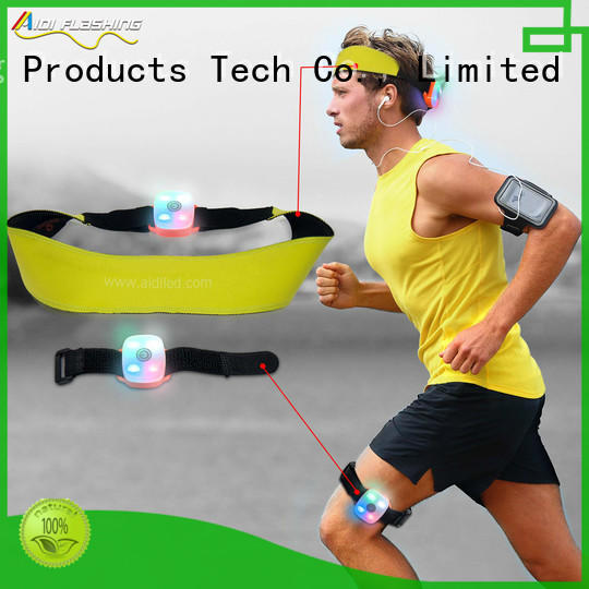 black neon sweatbands wholesale for sports