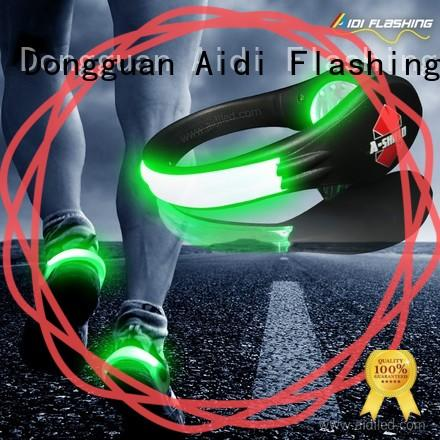 AIDI led shoe clip design for children