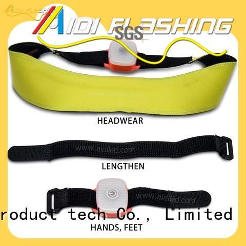 smart sweatband for man AIDI