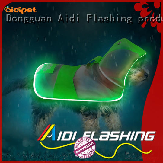 led dog harness directly sale for park AIDI