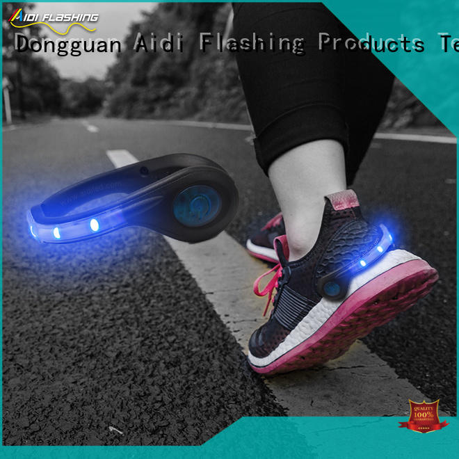 AIDI professional led shoe clip inquire now for outdoors