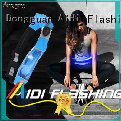 AIDI single running waist pack series for woman